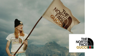 Gucci X Η συνεργασία The North Face