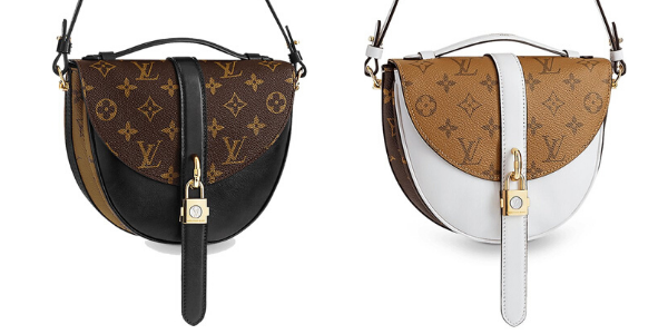 In 2018 Louis Vuitton released a redesigned Chantilly for their sping/summer collection.