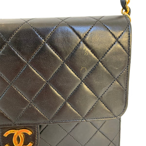 Chanel Chanel Shoulder Bag Lambskin Leather - Shoulder bags - Etoile Luxury Vintage