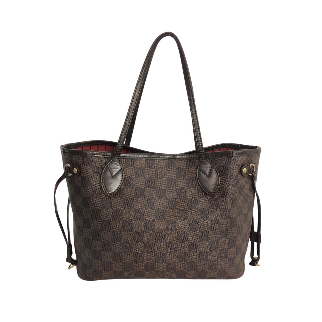 Louis Vuitton Louis Vuitton Neverfull Damier Ebene PM - Shoulder bags - Etoile Luxury Vintage