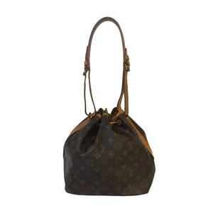Louis Vuitton Louis Vuitton Petit Noé Monogram Canvas - Τσάντες ώμου - Etoile Luxury Vintage