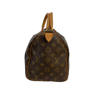 Louis Vuitton Louis Vuitton Speedy 30 Monogram Canvas - Handbags - Etoile Luxury Vintage