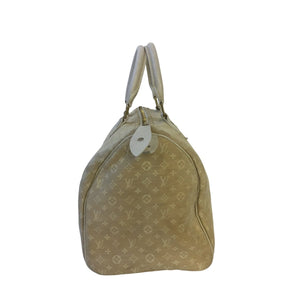 Louis Vuitton Louis Vuitton Speedy 30 Dune Monogram Mini Lin - Handtaschen - Etoile Luxury Vintage