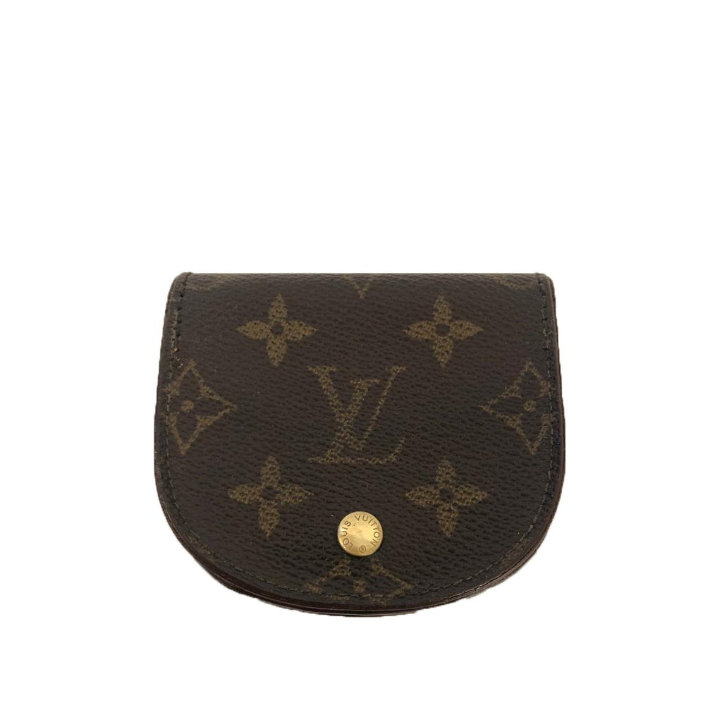 Louis Vuitton Louis Vuitton Porte Monnaie Gousset Monogram Canvas - Wallets - Etoile Luxury Vintage