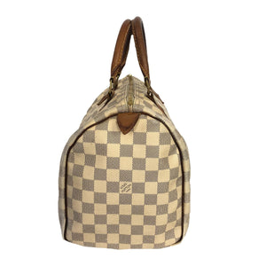 Louis Vuitton Louis Vuitton Speedy 30 Damier Azur Canvas - Handtaschen - Etoile Luxury Vintage