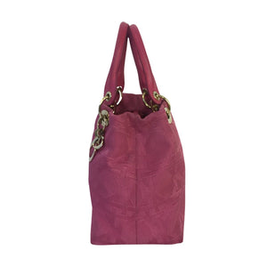 Dior Dior Dame Dior Medium Soft Tote rosa Cannage Canvas - Handtaschen - Etoile Luxury Vintage