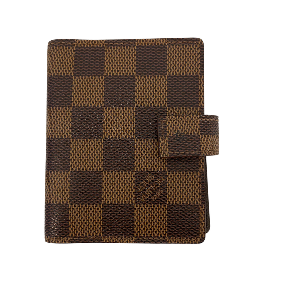 Louis Vuitton Louis Vuitton Notebook Mini Damier Ebene - Accessories - Etoile Luxury Vintage