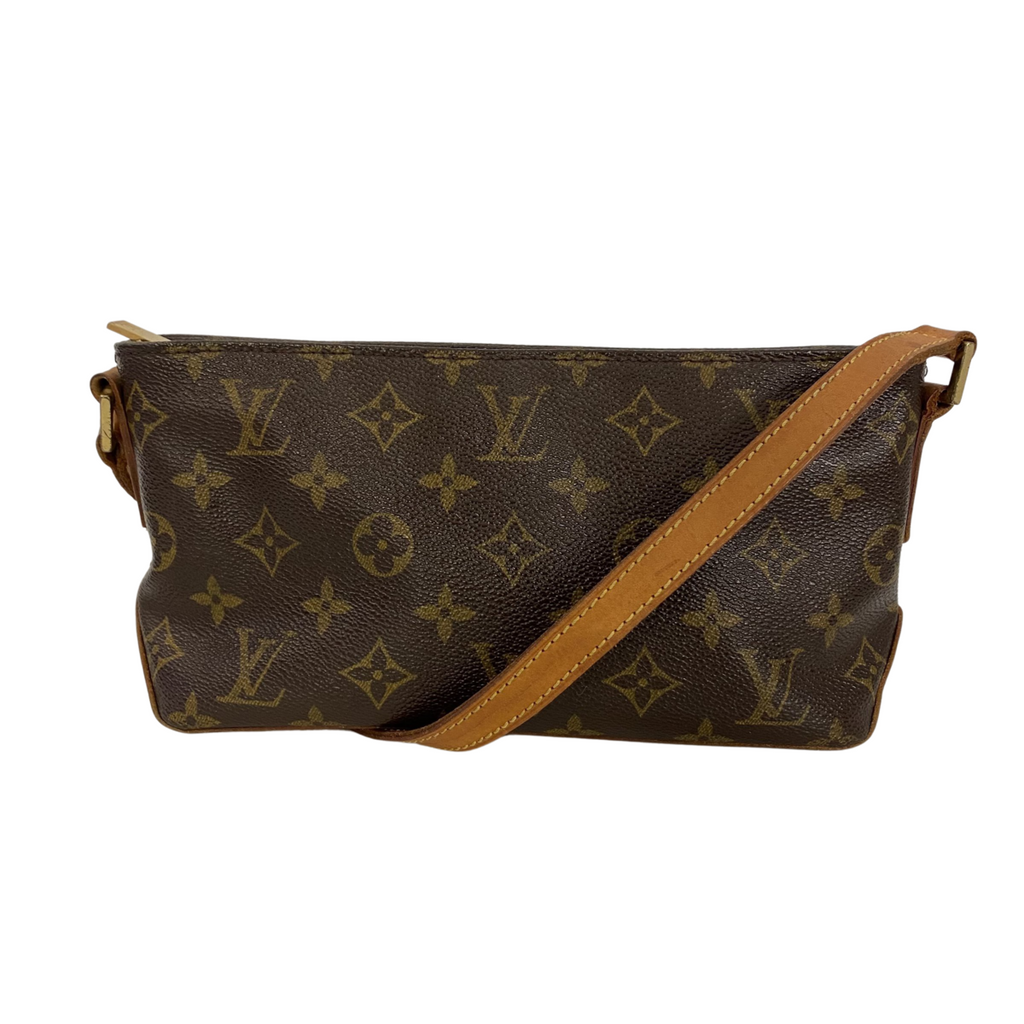 Louis Vuitton Louis Vuitton Trotteur Monogram Canvas - Crossbody bags - Etoile Luxury Vintage