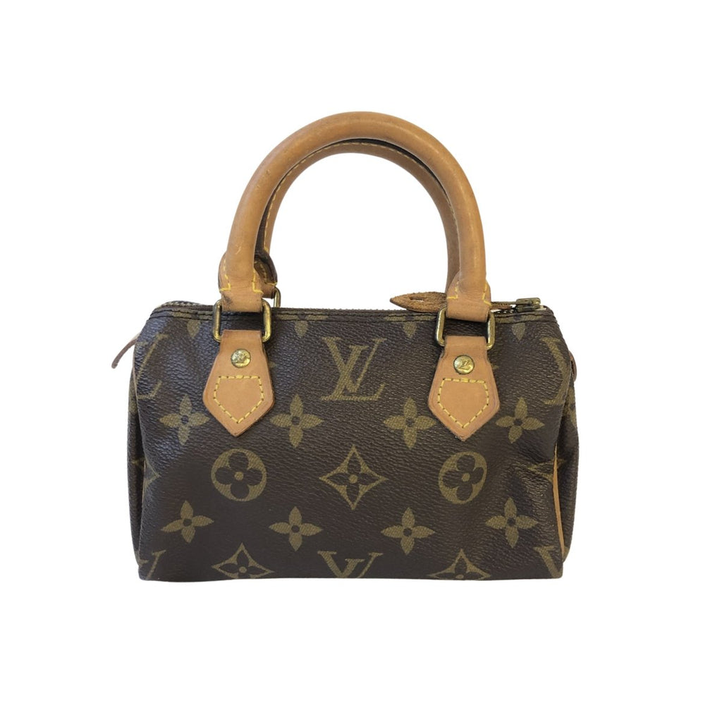 Louis Vuitton Louis Vuitton Speedy Mini HL Monogram Canvas - Handbags - Etoile Luxury Vintage