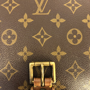Louis Vuitton Louis Vuitton Chantilly GM Monogram Canvas - Crossbody bags - Etoile Luxury Vintage
