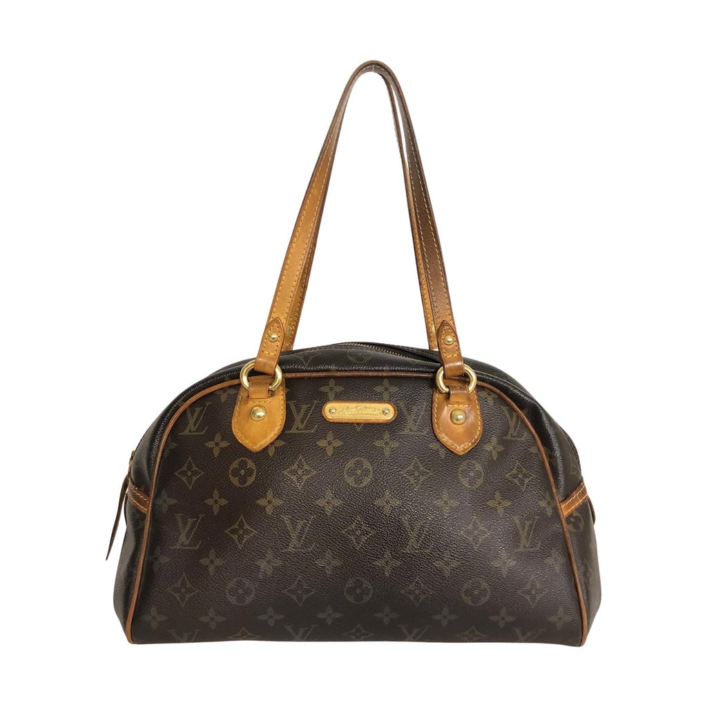 Louis Vuitton Louis Vuitton Montorgueil MM - Shoulder bags - Etoile Luxury Vintage