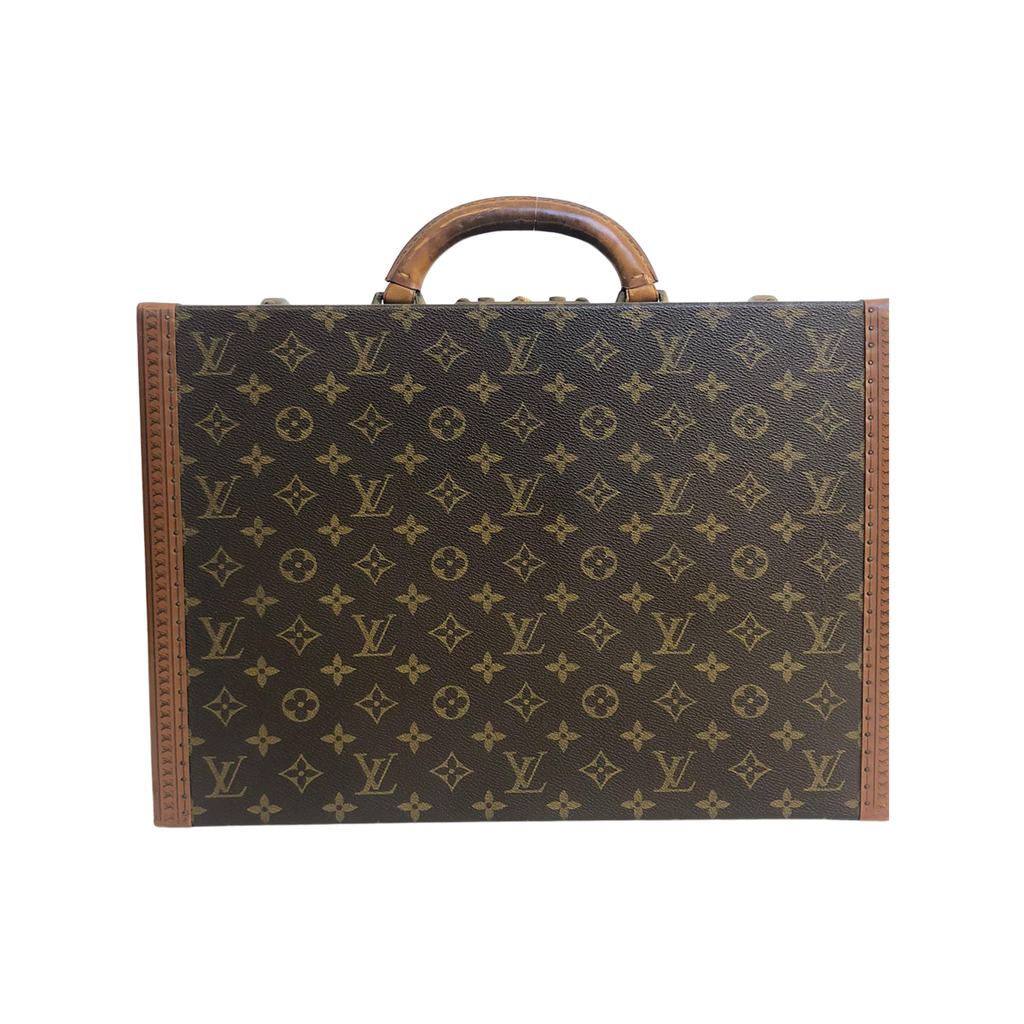 Louis Vuitton Louis Vuitton Attaché Case Président Monogram Canvas - Handbags - Etoile Luxury Vintage