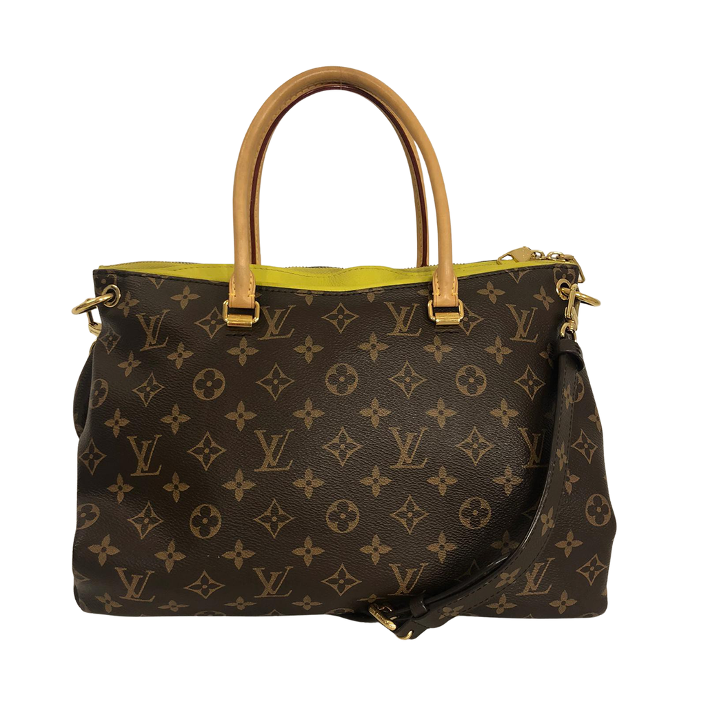 Louis Vuitton Louis Vuitton Pallas MM Monogram Canvas (Limited Edition) - Crossbody bags - Etoile Luxury Vintage