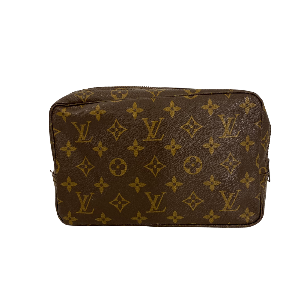 Louis Vuitton Louis Vuitton Trousse de Toilette 23 Monogram Canvas - Toiletry bags - Etoile Luxury Vintage