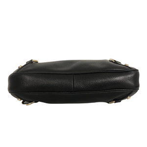 Gucci Gucci Guccissima Abby Leather - Skuldertasker - Etoile Luxury Vintage