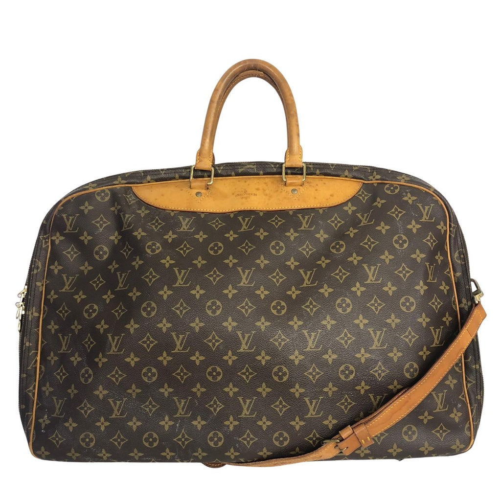 Louis Vuitton Louis Vuitton Alizé Monogram Canvas - Travel bags - Etoile Luxury Vintage