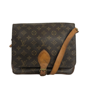 Louis Vuitton Louis Vuitton Cartouchière MM Monogram Canvas - Umhängetaschen - Etoile Luxury Vintage