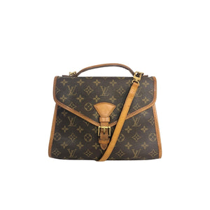 Louis Vuitton Louis Vuitton Bel Air PM Monogram Canvas - Umhängetaschen - Etoile Luxury Vintage