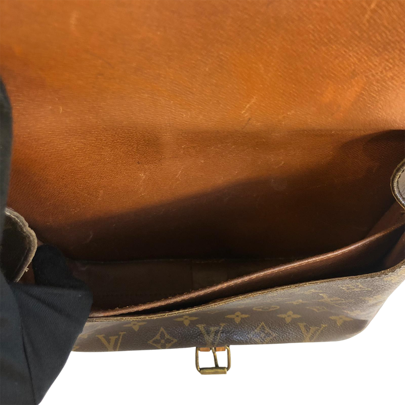 Louis Vuitton Louis Vuitton Cartouchière MM Monogram Canvas - Crossbody bags - Etoile Luxury Vintage