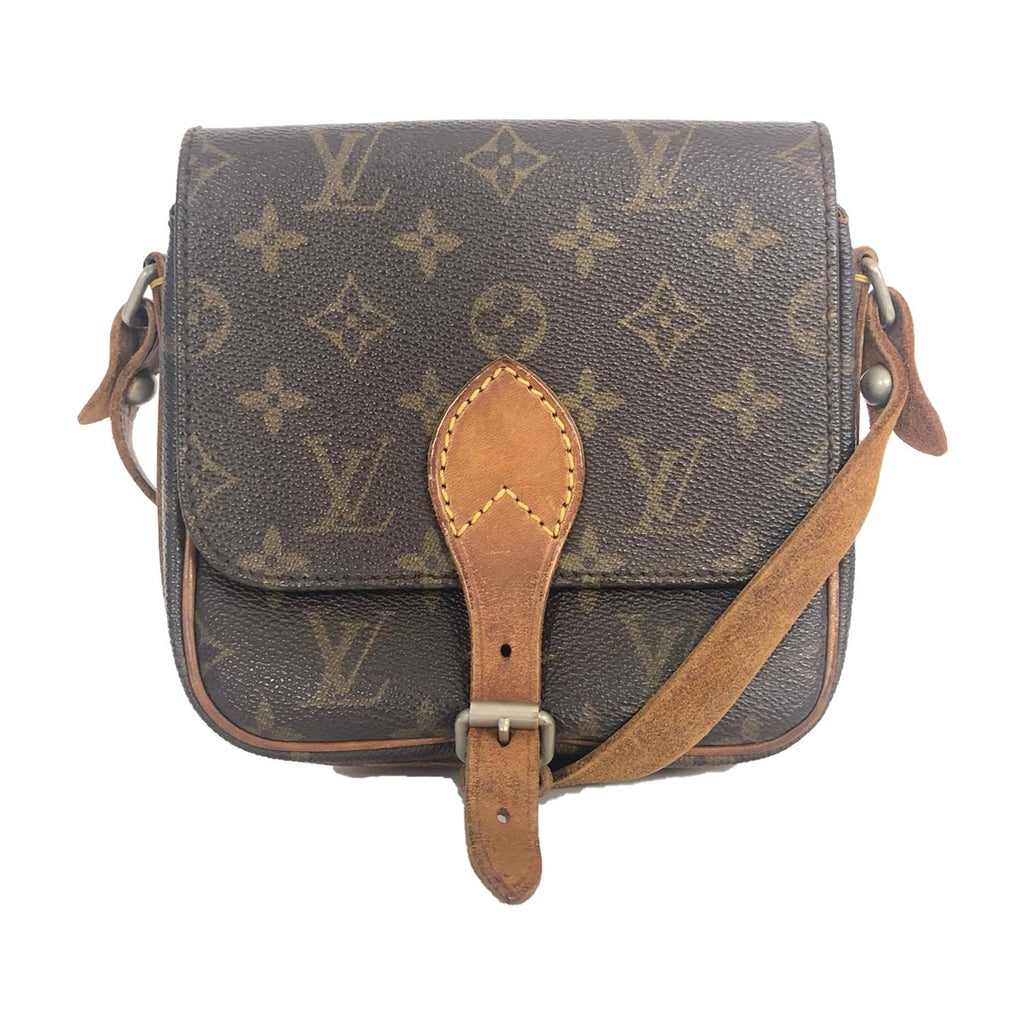 Louis Vuitton Louis Vuitton Cartouchière PM Monogram Canvas - Crossbody bags - Etoile Luxury Vintage