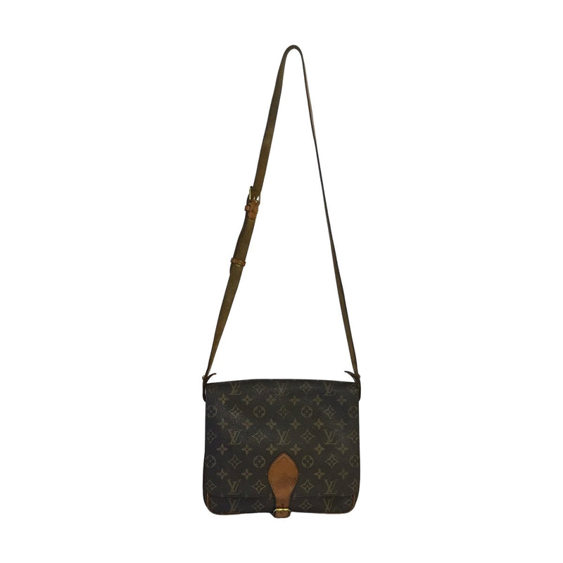 Louis Vuitton Louis Vuitton Cartouchière GM Monogram Canvas - Crossbody bags - Etoile Luxury Vintage