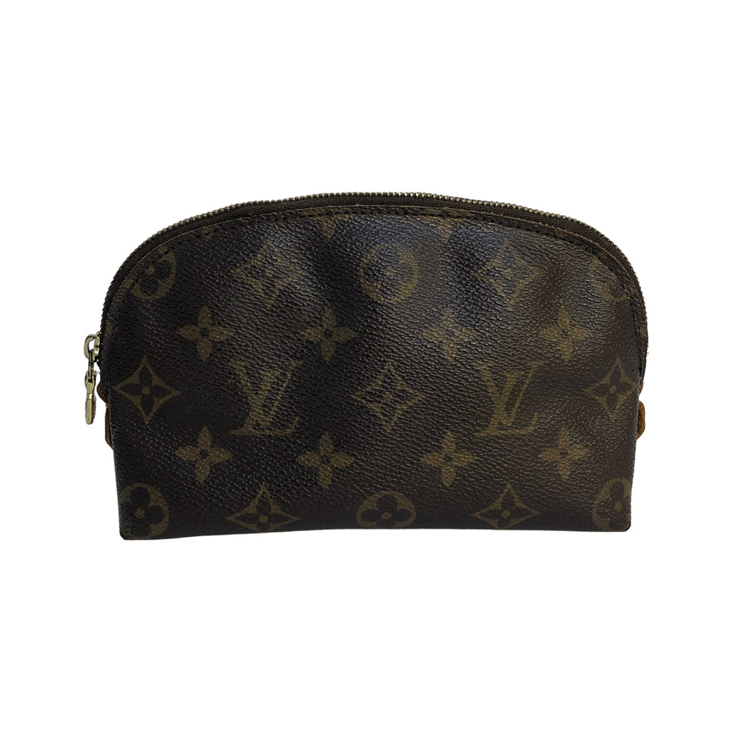 Louis Vuitton Louis Vuitton Cosmetic Pouch Monogram Canvas - Toiletry bags - Etoile Luxury Vintage