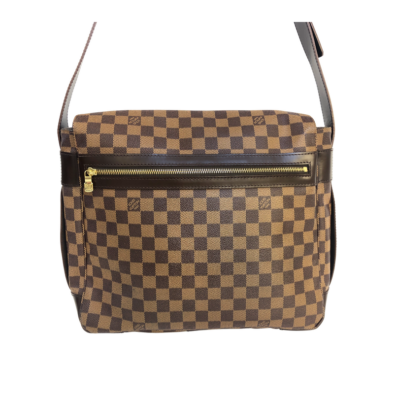 Louis Vuitton Louis Vuitton Bastille Messenger Bag Damier Ebene Canvas - Crossbody bags - Etoile Luxury Vintage