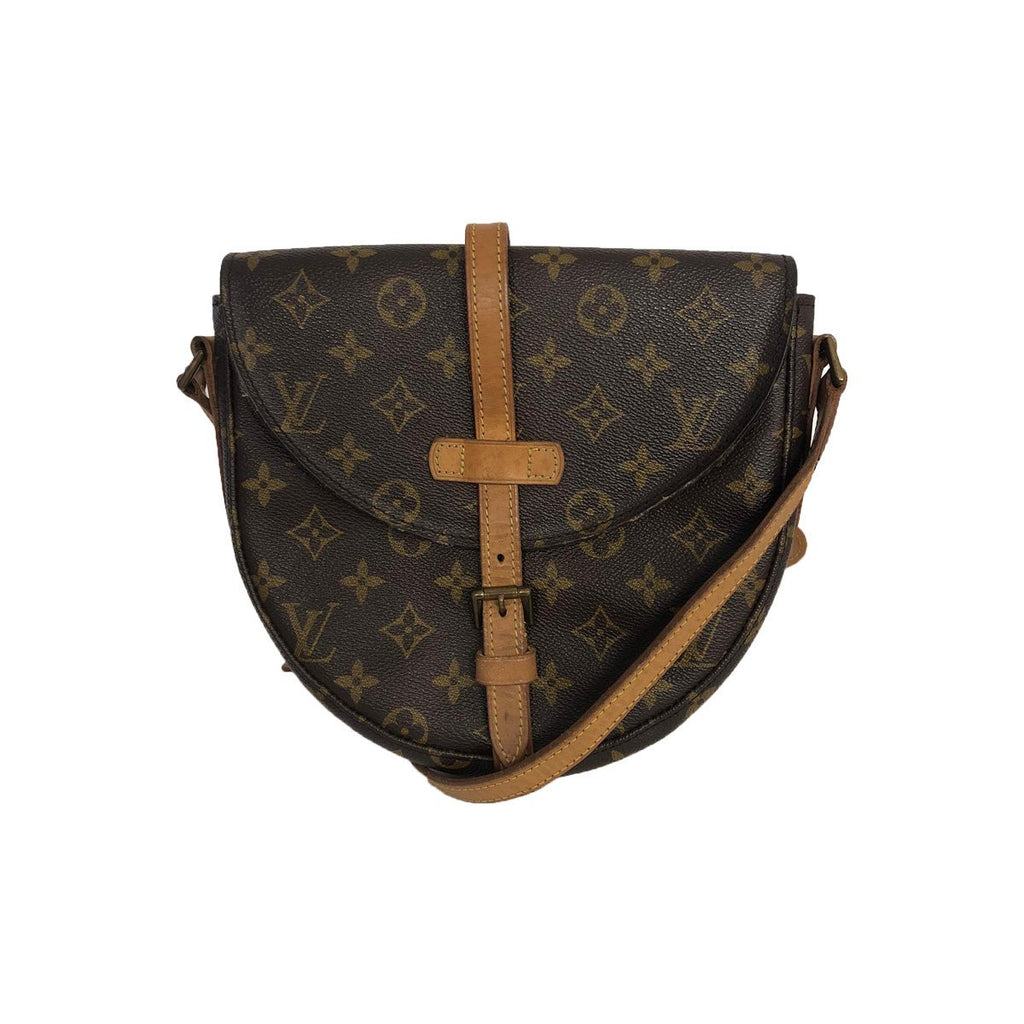 Louis Vuitton Louis Vuitton Chantilly MM Monogram Canvas - Crossbody bags - Etoile Luxury Vintage