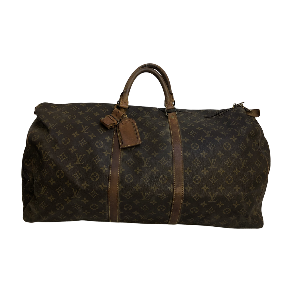 Louis Vuitton Louis Vuitton Keepall 55 Monogram Canvas - Travel bags - Etoile Luxury Vintage