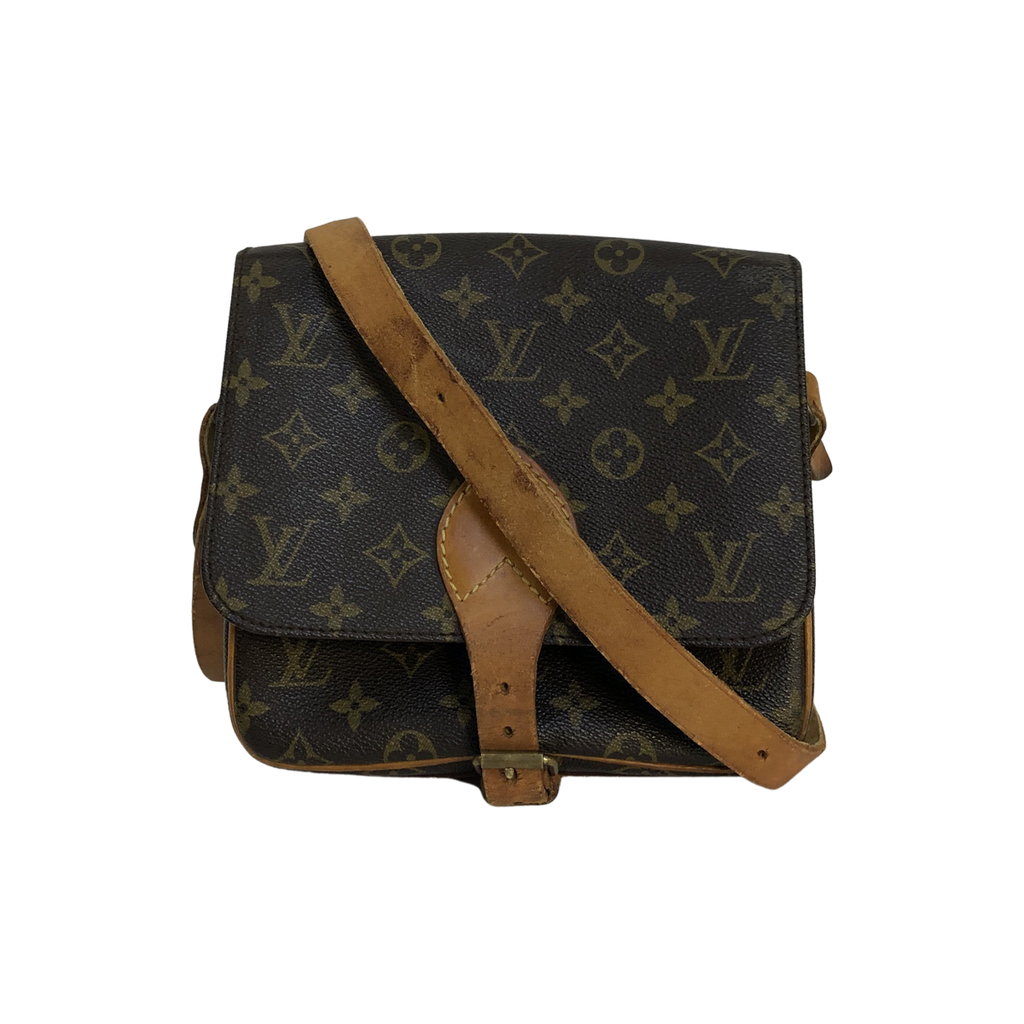 Louis Vuitton Cartouchière PM Monogram Canvas