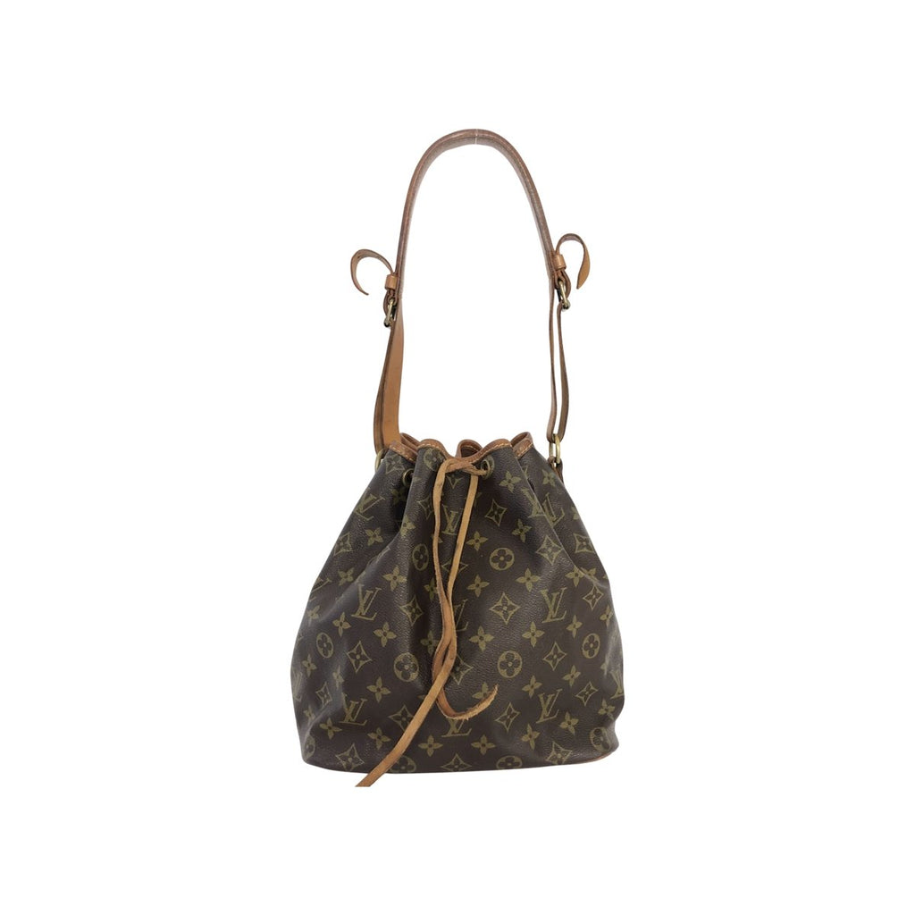 Louis Vuitton Petit Nej & eacute; Monogram Canvas - Axelväskor - l '& Eacute; toile de Saint Honor & eacute;