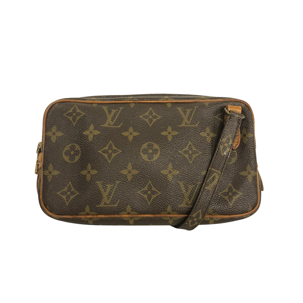 Louis Vuitton Louis Vuitton Marly Monogram Canvas - Crossbody bags - Etoile Luxury Vintage