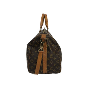 Louis Vuitton Louis Vuitton Keepall 45 με λουράκι Bandoulière Monogram Canvas - Τσάντες ταξιδιού - Etoile Luxury Vintage