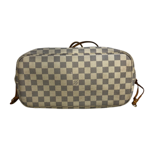 Louis Vuitton Louis Vuitton Neverfull MM Damier Azur Canvas - Τσάντες ώμου - Etoile Luxury Vintage