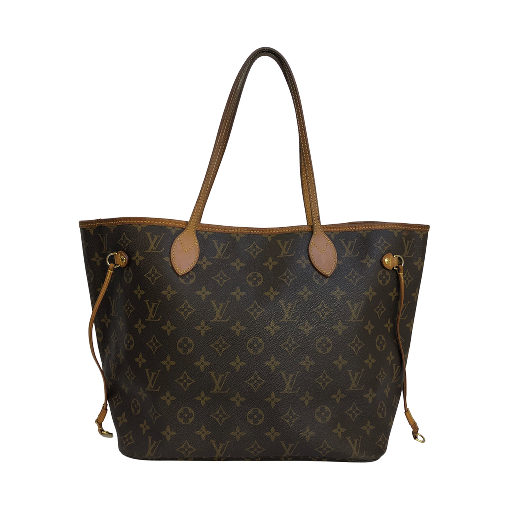 Louis Vuitton Louis Vuitton Neverfull MM Monogram Canvas - Shoulder bags - Etoile Luxury Vintage