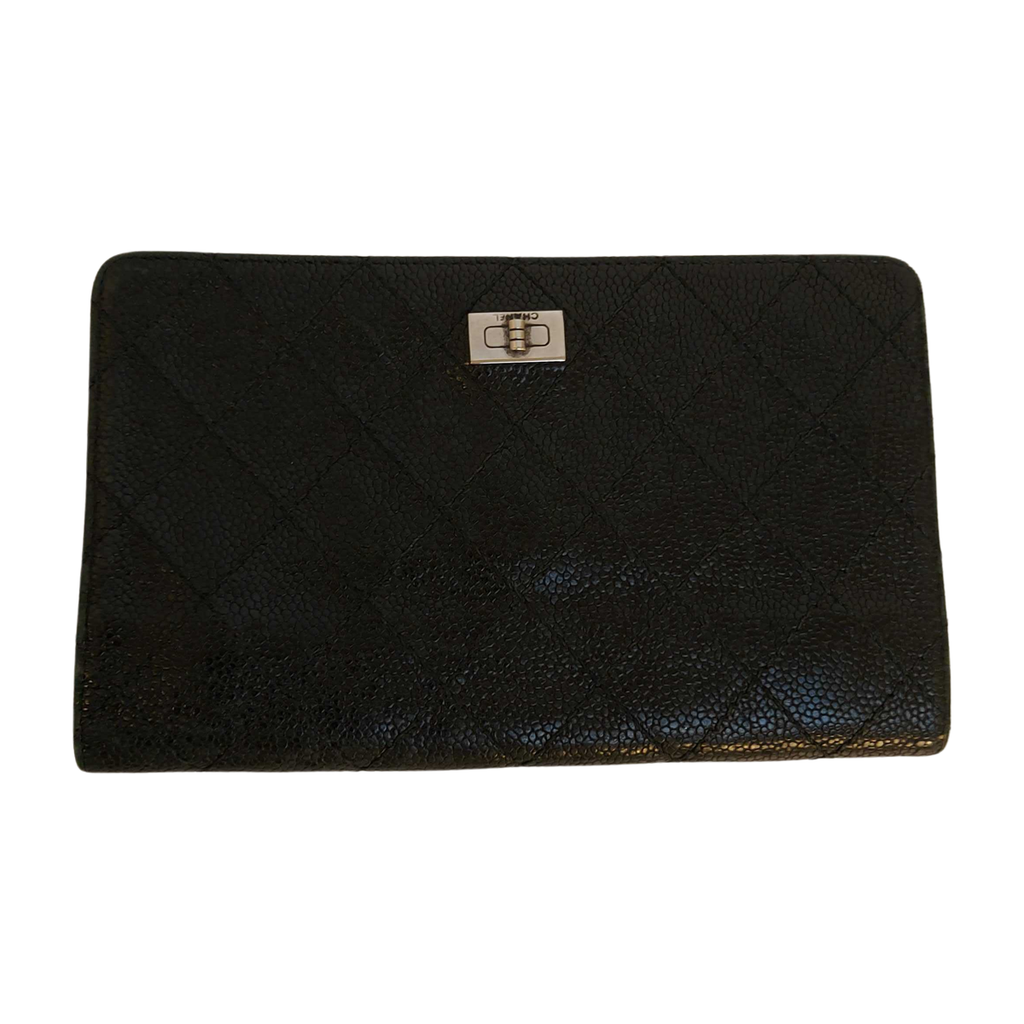 Chanel Chanel Wallet Black - Wallets - Etoile Luxury Vintage