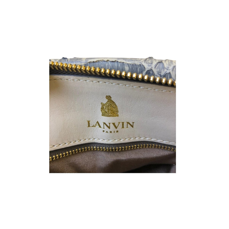 Lanvin Shoulder bag - Shoulder bags - Etoile Luxury Vintage