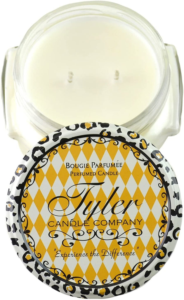 Tyler Candle Company Co 11oz Platinum Candle