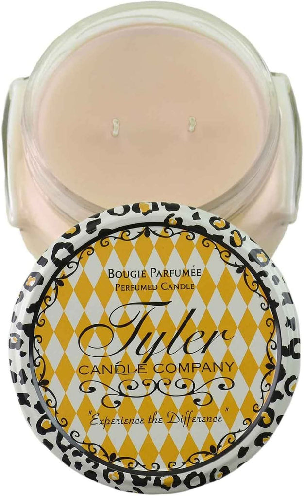 Tyler Candle, 22 Ounce, High Maintenance Long Burning Scented Candle