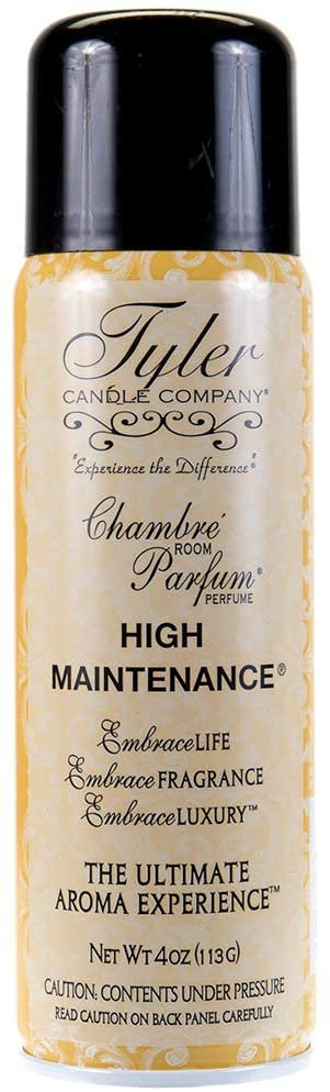 Tyler Candle 4 Oz. Chambre Parfum - High Maintenance