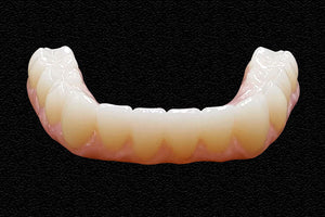 One For All Multilayer Zirconia (1100MPa / 47% Translucency)