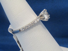 Load image into Gallery viewer, CLASSIC ROUND DIAMOND SOLITAIRE RING .76CTS  AMAZING VALUE!