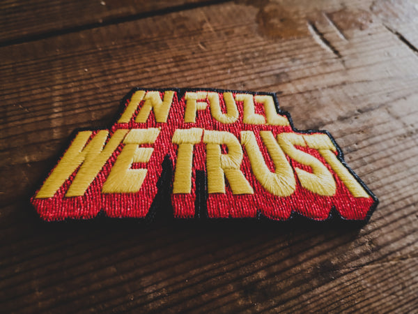 In Fuzz We Trust - Patch - mangobeard