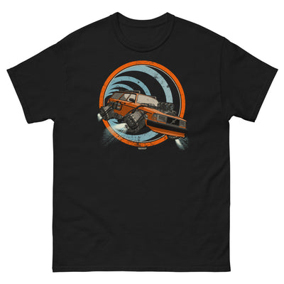 Spacecruiser 245 - Men's heavyweight tee - mangobeard