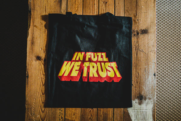 In Fuzz We Trust - Tote Bag - mangobeard