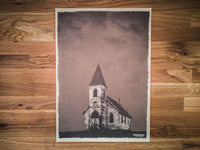 'Church' Print - mangobeard