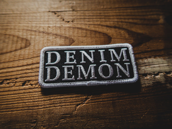 Denim Demon - Patch - mangobeard