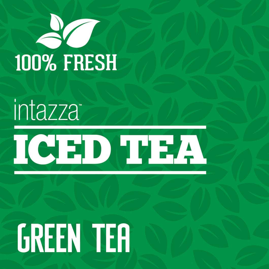 Premium Green Citrus  Iced Tea