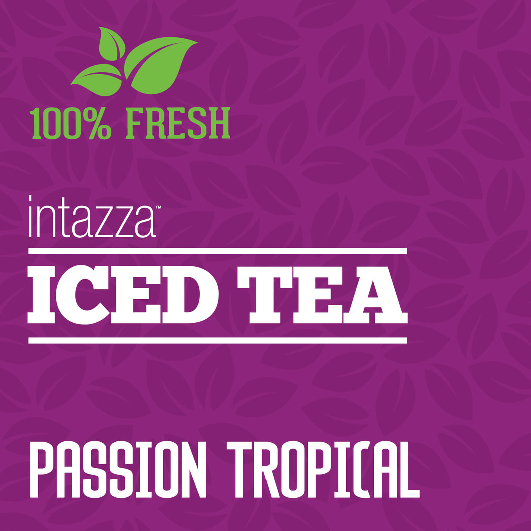 Premium Passion Tropical Iced Tea