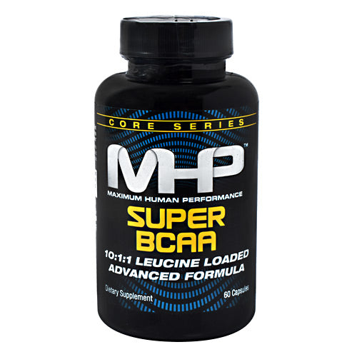 MHP, MHP Core Series Super BCAA  60 Carpsules, 60 Carpsules, Original or Unflavored